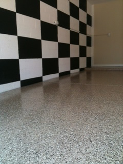 epoxy floor scottsdale